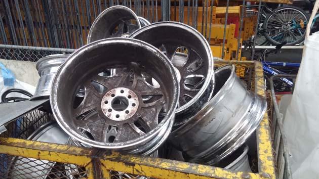 Aluminium-Mag-Wheels
