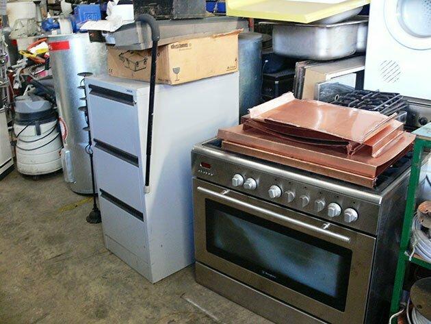General Scrap Appliances lg